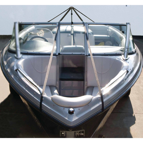 Carver Boat Cover Support System