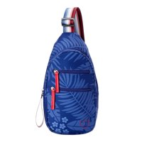 Deals on EV1 from Ellen DeGeneres Women's Palm Print Sling Backpack