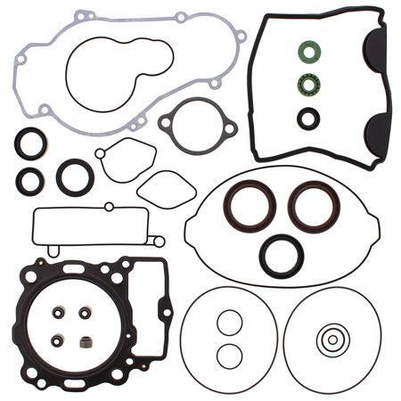 New Winderosa Gasket Kit With Oil Seals for KTM 450 SX-F