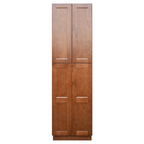 kitchen cabinet drawers wood esp2484 a ellisen 24 quot x 84 quot pantry cabinet with 2484