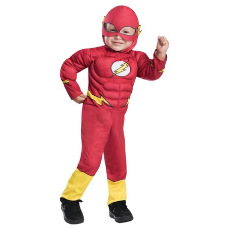 Rubies Flash Toddler Halloween Costume](Toddler Flash Costume)