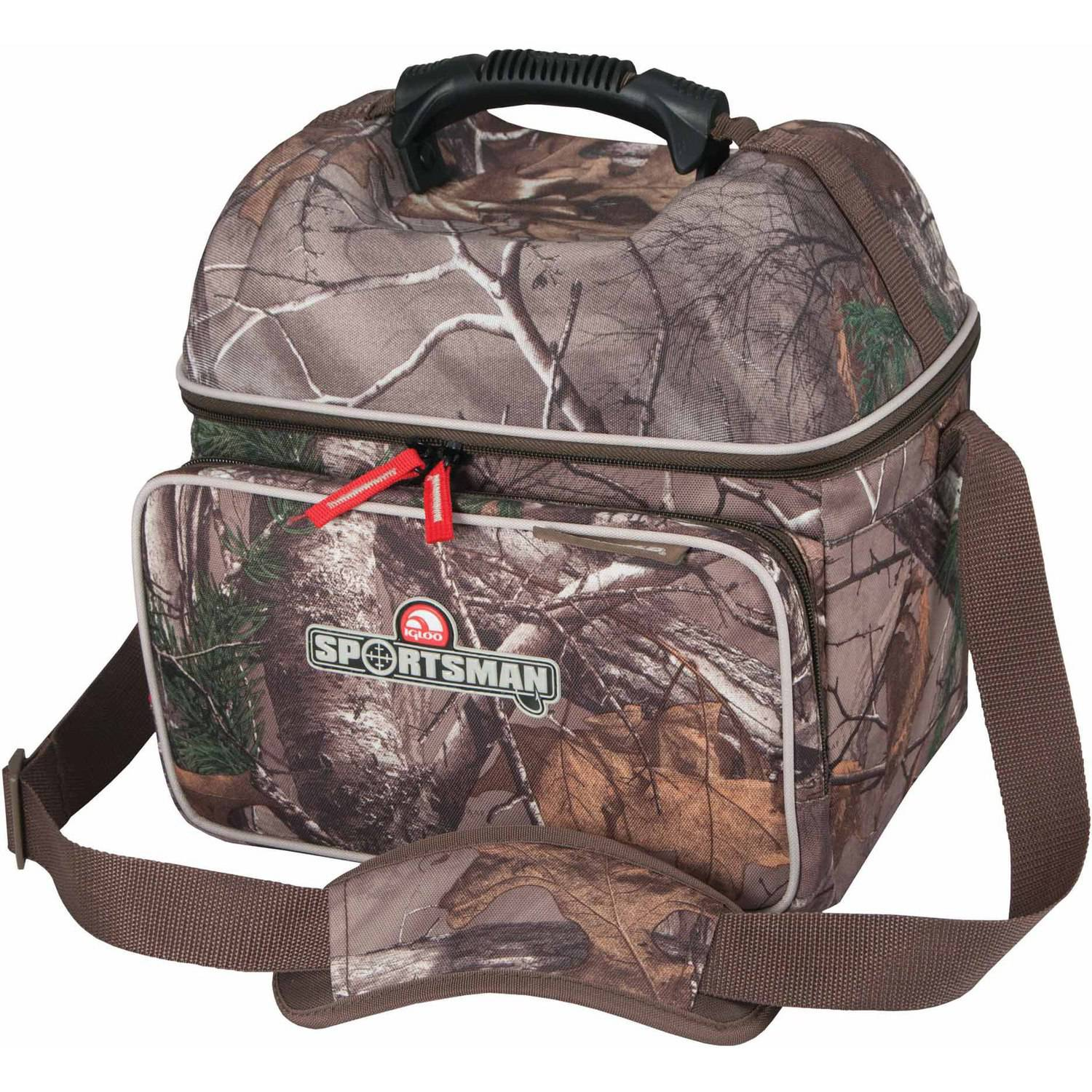 Igloo Realtree Hard Top 22-Can Gripper Cooler, Xtra