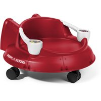 Radio Flyer Spin N Saucer, Caster Ride-on for Kids Deals