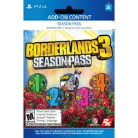 Borderlands 3 Season Pass, 2K Games, PlayStation [Digital Download]