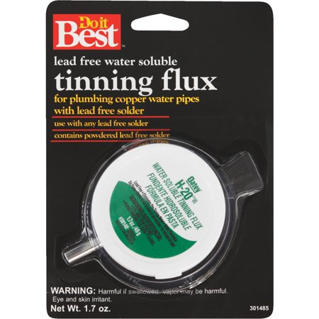 Do It Best H 2095 Water Soluble Tinning Flux