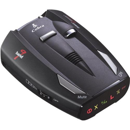 Cobra ESD7100 9 Band Radar/Laser Detector