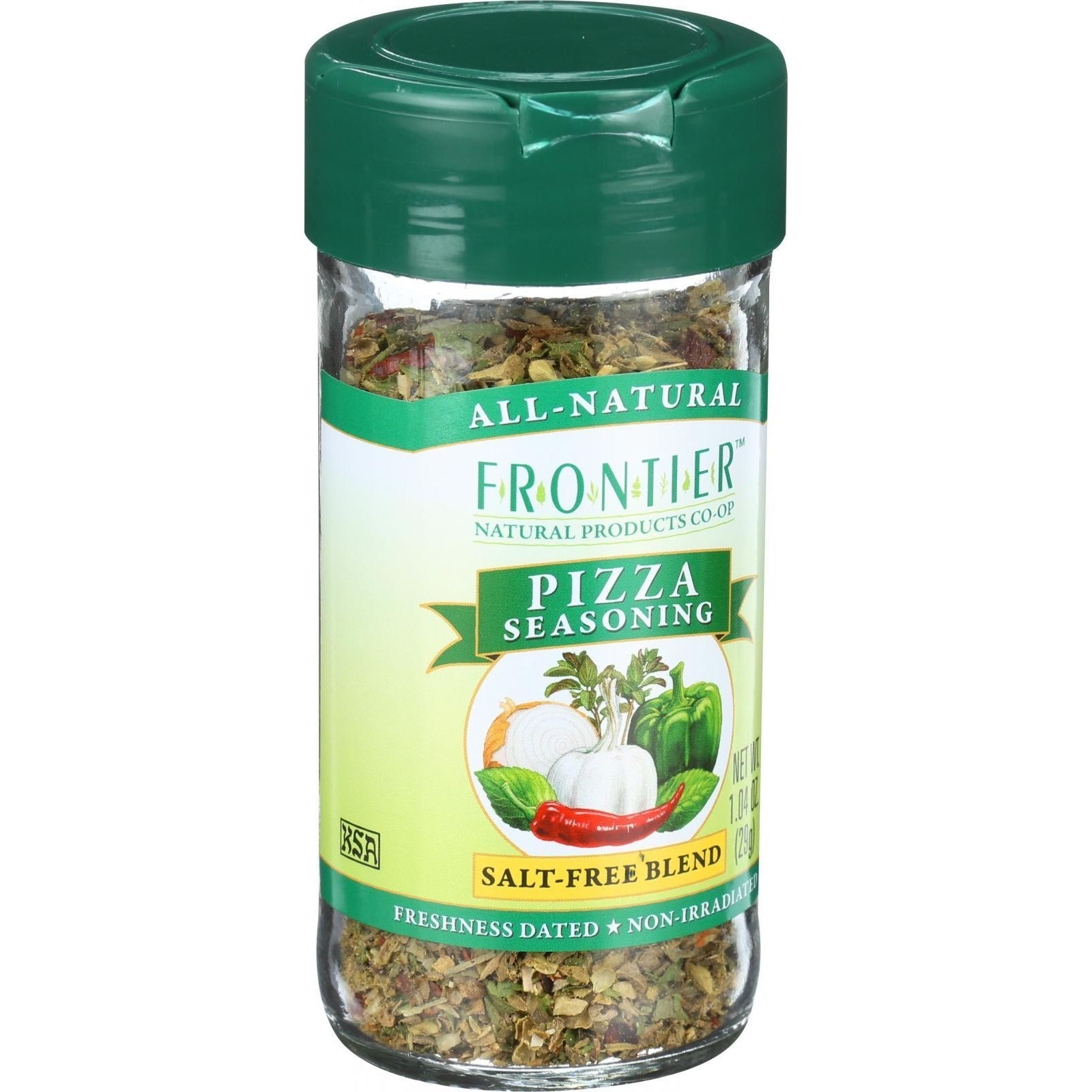 Frontier Herb Pizza Seasoning Blend - 1.04 oz