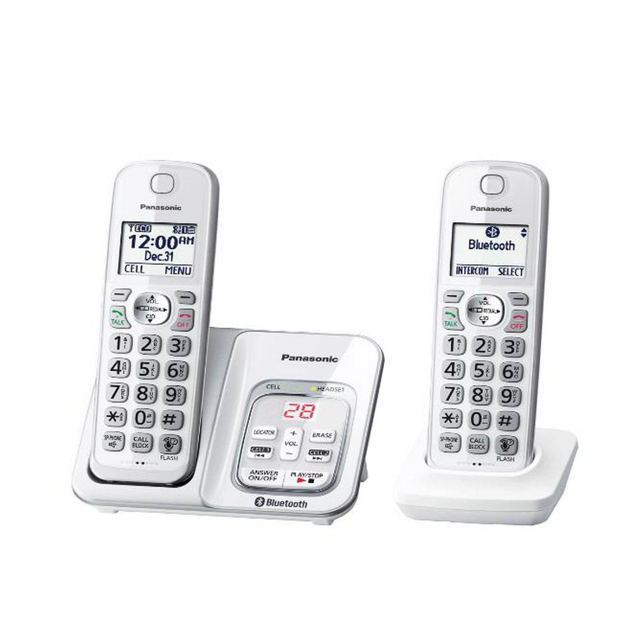 Panasonic TGD592C Digital Cordless Phone With Answering