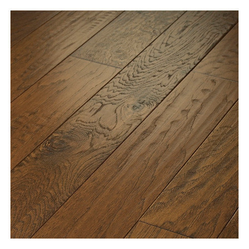Wildon Home  5'' Engineered Hickory Flooring in Warm Sunset