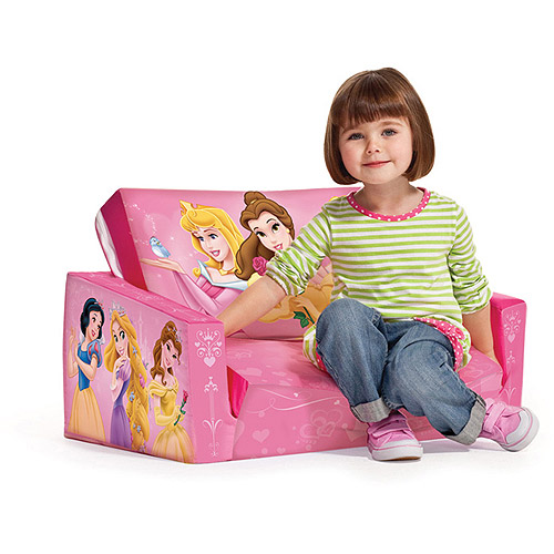Disney Princess Flip Open Sofa