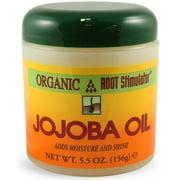 Organic Root Stimulator Jojoba Oil, 5.5 oz (Pack of 2)