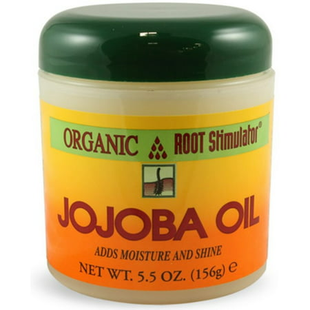 Organic Root Stimulator Jojoba Oil, 5.5 oz (Pack of