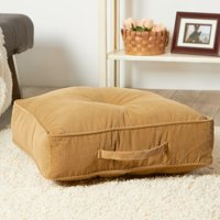 Omaha Microfiber 21 in. Square Floor Pillow