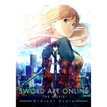 Sword Art Online the Movie: Ordinal Scale (Dubbed)