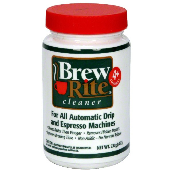 Coffee Maker Cleaner for Espresso Machines and Drip Coffeemakers by