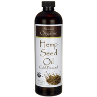 Swanson Hemp Seed Oil 12 fl oz Liquid