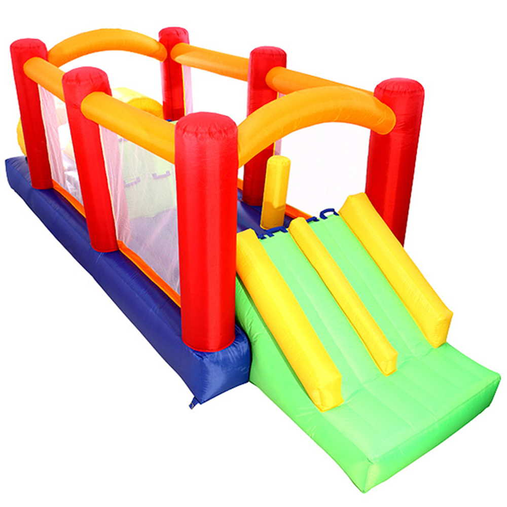 Cloud 9 Inflatable HQ Obstacle Course Racer Bounce House Slide Jump Bouncer Inflatable Only