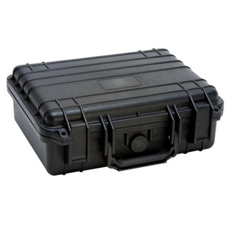 Cape Buffalo Water Resistant Utility Case, Black - 4.75 x 11 x 13 in. - image 1 of 1