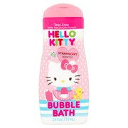 Hello Kitty Strawberry Scented Bubble Bath, 24 fl oz