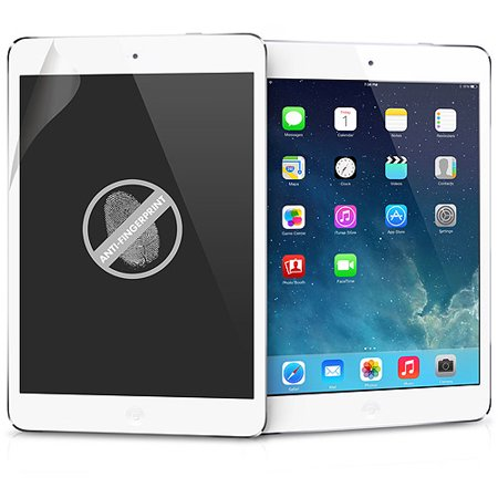 Mace Group Macally SCASEPA5-PU Anti-Fingerprint Screen Protector for Apple  iPad Air, Clear
