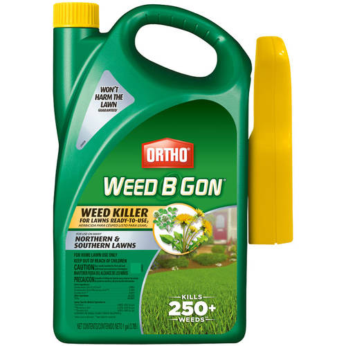 Ortho Weed B Gon Weed Killer For Lawns Ready-to-Use Trigger Spray, 1 gal