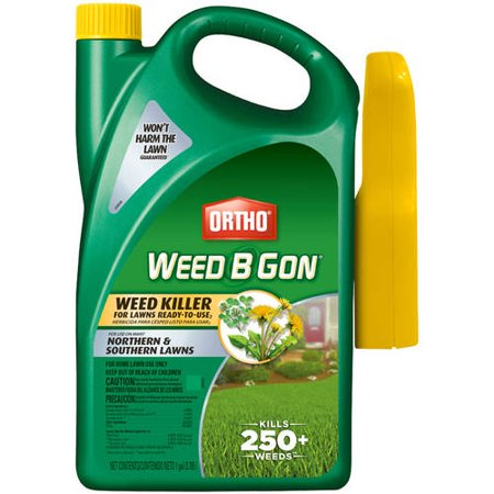 Ortho Weed B Gon Weed Killer For Lawns Ready To Use Trigger Spray  1 Gal