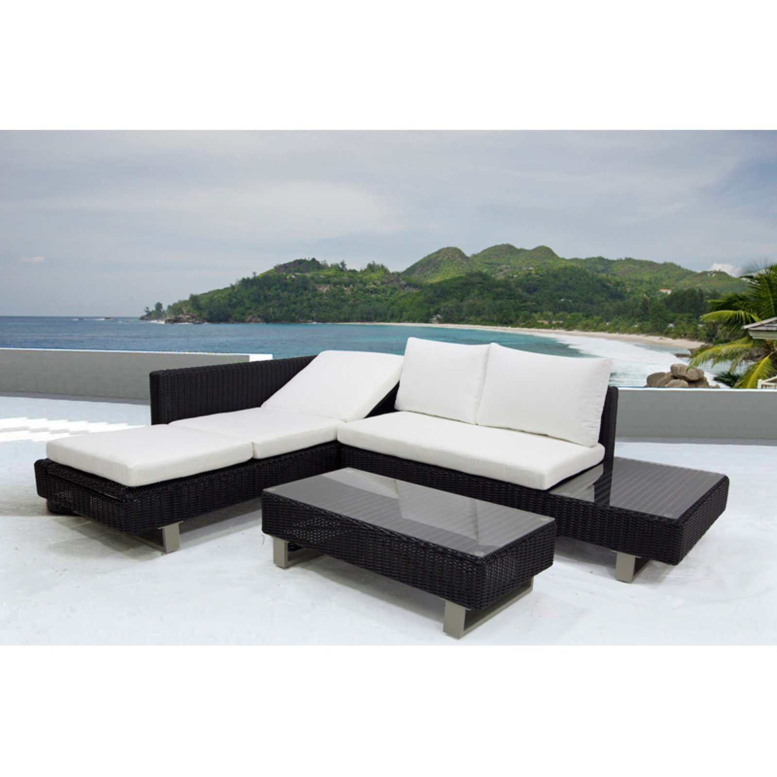 3 Piece Outdoor Sectional Sofa Set 20 16 Sayedbrothers Nl