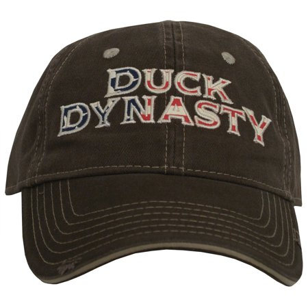 Duck Dynasty American Flag Adult Adjustable Baseball Hat](Duck Dynasty Outfits)