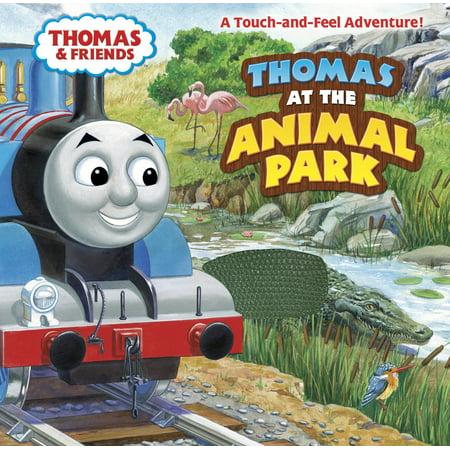 Friends Animal - Thomas at the Animal Park (Thomas & Friends)