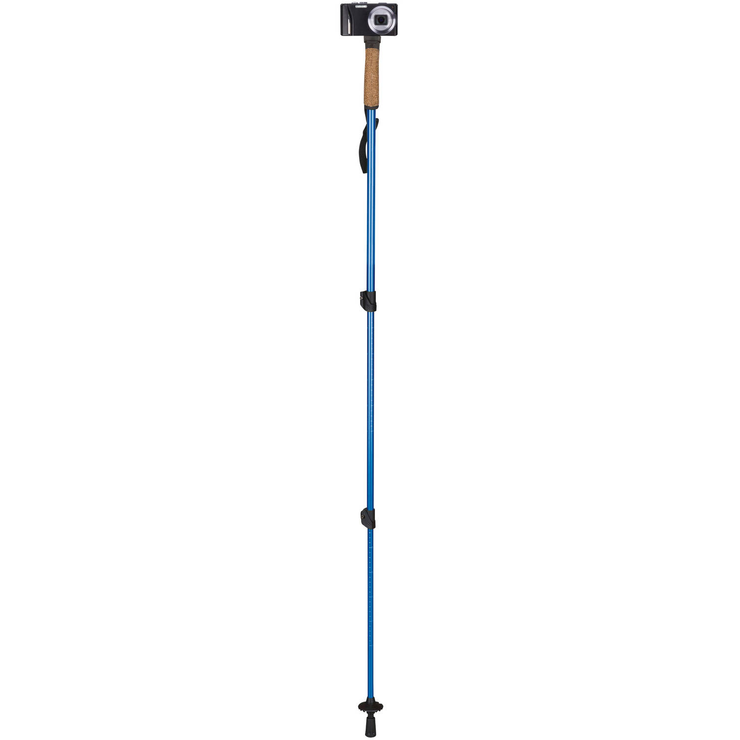 Outdoor Products Monopod Trekking Pole, Blue by Outdoor Recreation Group