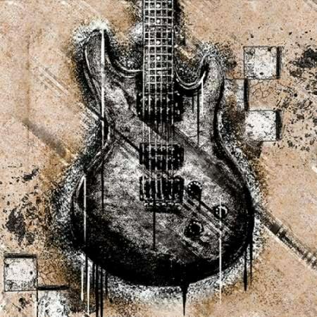 Garage Rock II Poster Print by Tiffany (Tiffany Corp)