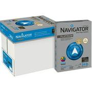 Navigator Platinum Digital Copy & Multipurpose Paper, Bright White, 5000 / Carton (Quantity)