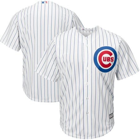 on sale 82f8e 9c454 Chicago Cubs Majestic Big & Tall Cool Base Team Jersey - White