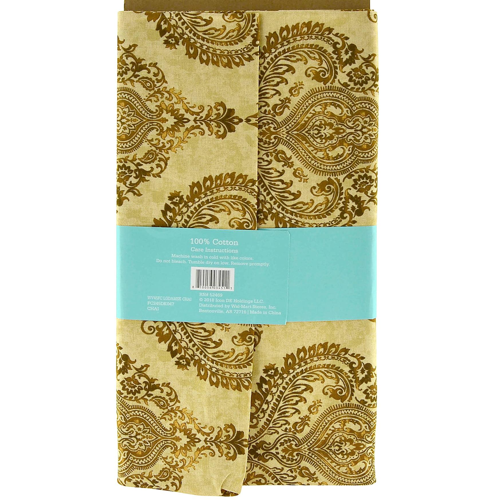 Waverly Inspirations 100% Cotton Duck Fabric, 2 Yards, Chai