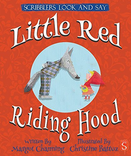 Little Red Riding Hood (Scribblers Look and Say) - image 1 of 1