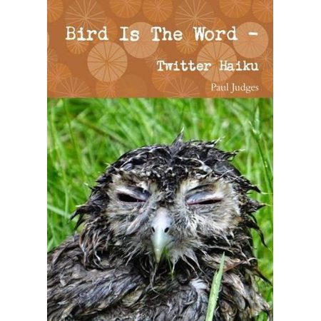 Bird Is The Word   Twitter Haiku