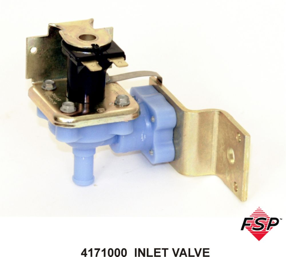 4171000 Whirlpool Dishwasher Dishwasher Water Inlet Valve by