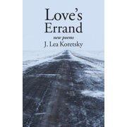 Love's Errand new poems (Paperback)