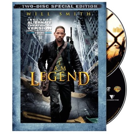 Warner Brothers I Am Legend Dvd Spe Ff](Warner Brothers Movie Park Halloween)