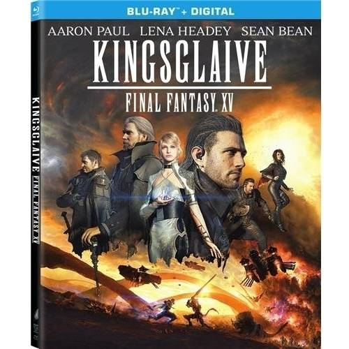 Kingsglaive: Final Fantasy XV (Blu-ray   Digital HD)
