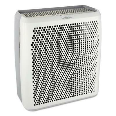 True HEPA Large Room Air Purifier, 430 sq ft Room Capacity, White ()
