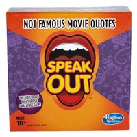 Speak Out Expansion Pack: Not Famous Movie Quotes Deals
