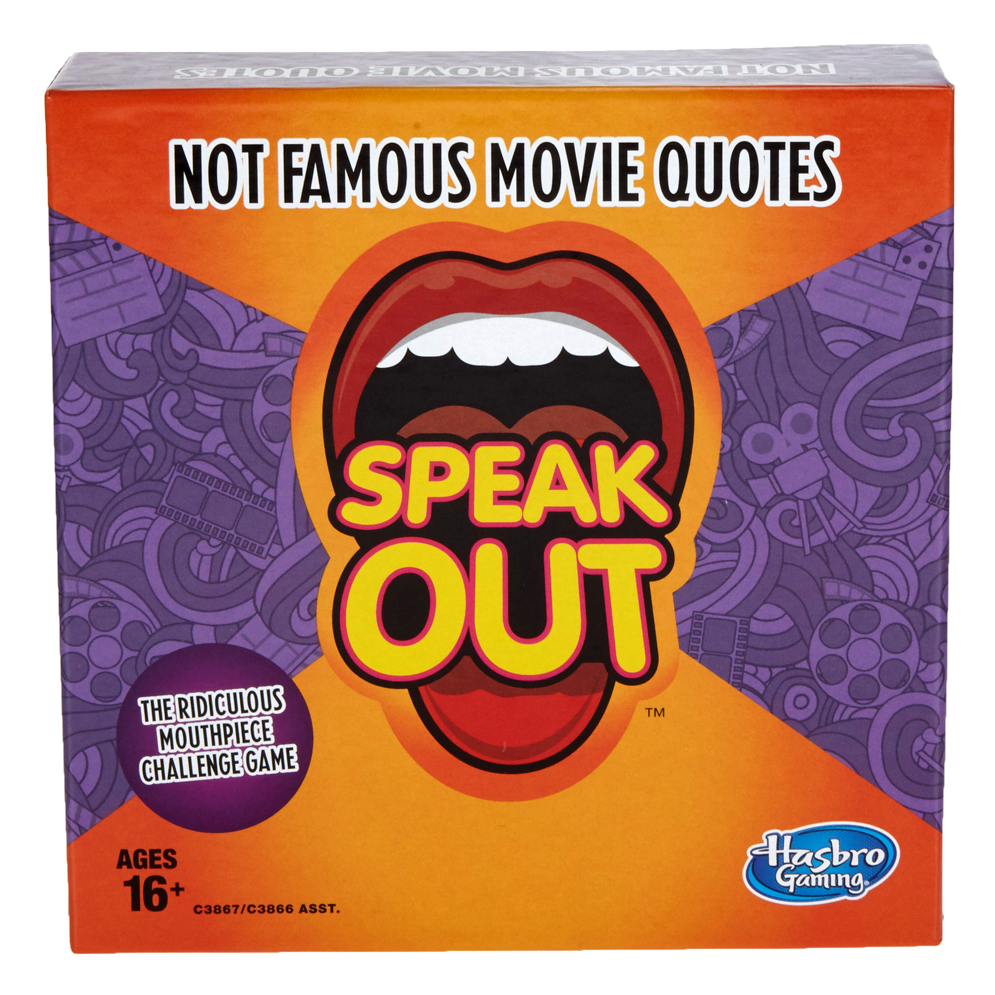 Speak Out Expansion Pack: Not Famous Movie Quotes