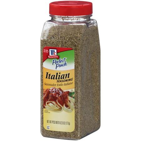 Emerils Italian (Product of McCormick Perfect Pinch Italian Seasoning (6.25 oz.) - Salt, Spices & Seasoning [Bulk Savings])