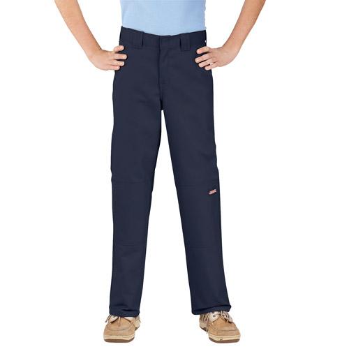 Genuine Dickies Boy's Double - knee Multi Pocket Twill Pants