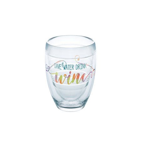 Save Water Drink Wine 9 oz Tumbler ()