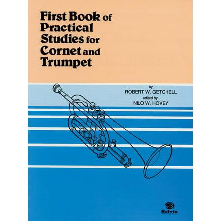 Studies Trumpet (Practical Studies for Cornet and Trumpet, Bk 1)