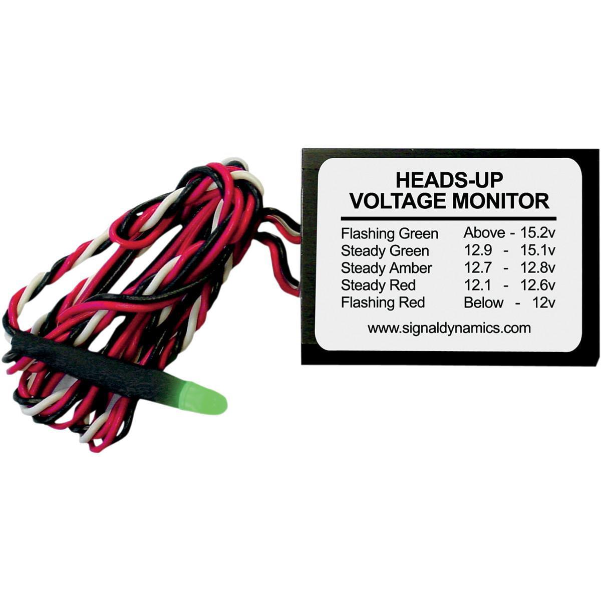 Signal Dynamics 1050 Voltage Monitor