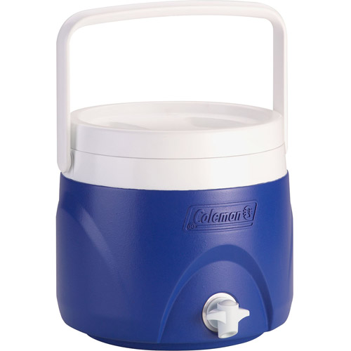 Coleman 2-Gallon Stacker Jug, Blue
