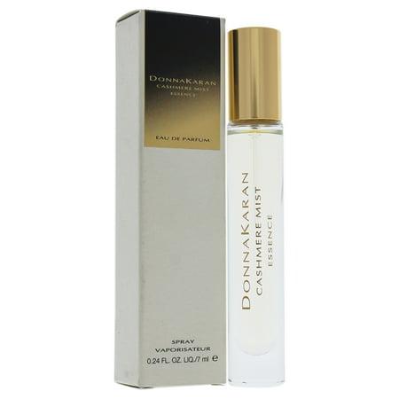 - Cashmere Mist Essence by Donna Karan for Women - 0.24 oz EDP Spray (Mini)